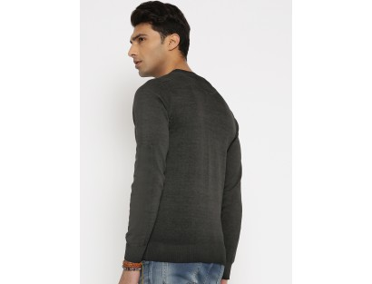 Charcoal Grey Sweartshirt-TW