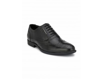 Black Formal Shoes-VVR
