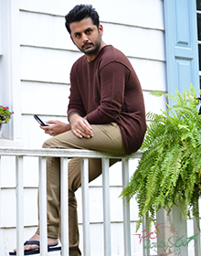 CMR Brown Knit Sweatshirt By Club York