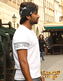 KAY Stylist Approved White Tee By Hrithik Roshan