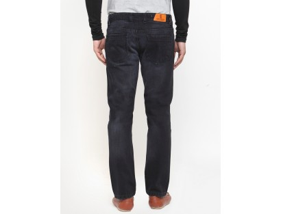 Black Clean Look Jeans-MM